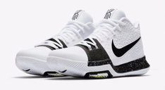 Nike Kyrie 3 TB Mens Basketball Shoes White Black 917724 100 Source by Basketball Shorts Girls, High Top Basketball Shoes, Adidas Basketball Shoes, Volleyball Shoes, Basketball Hoop, Basketball Uniforms, Basketball Finals, Fantasy Basketball, Basketball Leagues