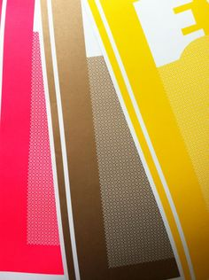 Hot off the presses today — For Like Ever in three new colors: Fluorescent Pink, Metallic Gold & Bright Yellow!
