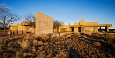 Galisteo Modern | North Central, New Mexico Landscape Architecture by Design Workshop