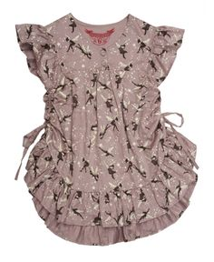 NEW Paperwings Fairy Sateen Drawstring Dress  something for my girl?