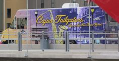 Cajun Tailgators | DFW's First Cajun Gourmet Food Truck | Dallas Food Truck | Fort Worth Food Truck Food Trucks Dallas, Dallas Food, Tailgating, Fort Worth, Gourmet Recipes, Road Trip, Bar Ideas, Rest, Texas