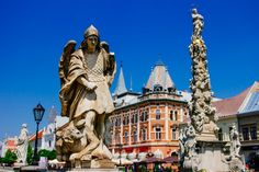 Where to eat in Kosice in eastern Slovakia. You can find cuisine from around the world as well as delicuos traditional Slovak food and Tokaj wine. Heart Of Europe, Central Europe, Bratislava, Best Places To Travel, Capital City, Alps, Places Ive Been, Cool Pictures, Statues