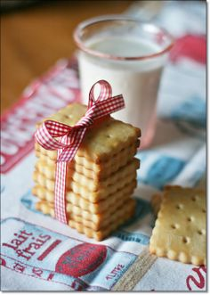 Biscotti latte condensato 5
