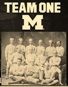 Michigan Football-Team 1