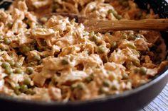 Pitadinha: Creme de frango super prático