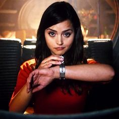 Oswin Oswald was introduced, and I rejoiced, for we finally had another brunette companion.