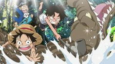 One Piece Special: Episode of Sabo Sub Ita Download & Streaming   AnimeForce