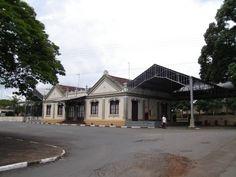 Pirassununga -- Estação Ferroviária do Estado de São Paulo