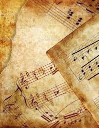 hojas notas musicales - Buscar con Google