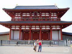 [Magí] Antigua entrada a Nara cuando esta era la capital de Japón en 710-784
