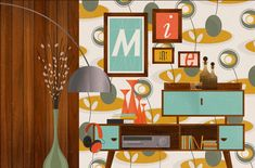 mid century designs - Google Search