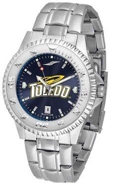 Toledo Rockets Competitor Steel AnoChrome Watch