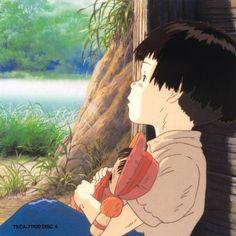 Si hay alguna película descorazonadora, es esta. Setsuko from 'Grave of the Fireflies'