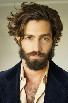 Los mejores cortes de cabello hipster hombre Primavera - Verano 2015 media melena