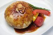 ぐるなび - ベジダイニング 新宿店 :ジャンボマッシュルームステーキ