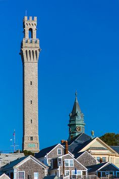 Pilgrim Monument -- Provincetown, Massachusetts