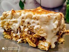 Lasagna, Feta, Macaroni And Cheese, Greek, Kai, Ethnic Recipes, Recipes, Mac And Cheese, Lasagne