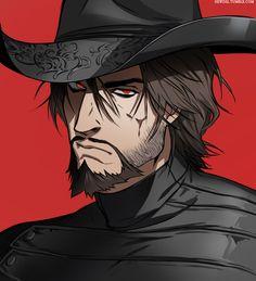 Overwatch Drawings, Overwatch Fan Art, Dragon Ball, Aesthetic Photo, Resident Evil, Game Art, Cool Art, Anime, Steam Punk
