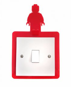 Light Switch Surrounds - Laser Frame
