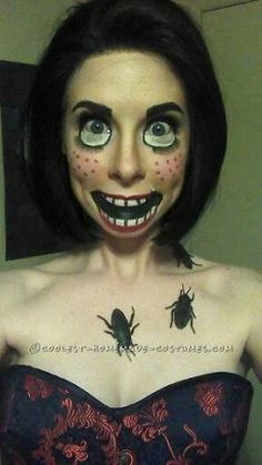 Halloween Face Paint Ideas | Halloween makeup, Costumes and ...