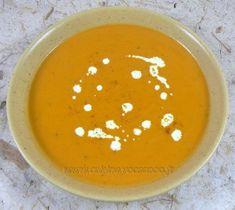 Soupe de patates douces au lait de coco   Une cuisine pour Voozenoo