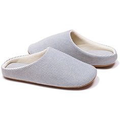 Made with pure organic cotton & flexible memory foam, our unisex indoor slippers feel like a spa for your feet. Available in 3 sizes & 4 stylish color Blue Slippers, Medium Bags, Womens Slippers, Large Bags, Cute Shoes, Bag Storage, Designer Shoes, Memory Foam, Heeled Mules