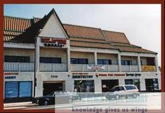 United Cambodian Community Plaza Building, 2338 East Anaheim Street, Long Beach (Photo: 1998)