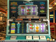 Super Nudge 6000 nettikolikkopeli on klassikko peli, jonla suunnitellija on NetEnt. Tämä kolikkopeli on hyvin samanlainen kuin peliautomaattia, jotka sinä löydät baareissa. Jos sinä pidät tätä, Super Nudge 6000 varmasti Paras video kolikkopeli sinulle! Voittoprosentti: teoreettinen voittosi Super Nudge 6000 on 97,2%