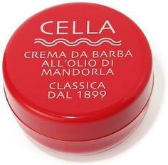 Cella Shaving Cream Shaving Brush, Shaving Soap, Shaving Cream, Shaving & Grooming, Soap Making, Coconut Oil, Soft Soap, Almond, Fragrance
