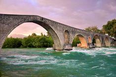 The Bridge of Arta   Monuments & sights   Culture   Arta Prefecture   Regions   WonderGreece.gr