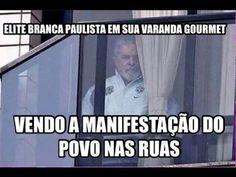 """Olavo de Carvalho - Lula da """"Elite Branca"""" em sua varanda gourmet apoiando guerra civil ~ Disso Voce Sabia?"""