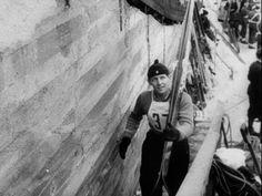VI Winter Olimpics in Oslo (1952) [video]   Repozytorium Cyfrowe Filmoteki Narodowej #Oslo #sport #winter