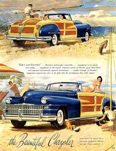 1947 ... when cars were made of wood! | Flickr - Photo Sharing!
