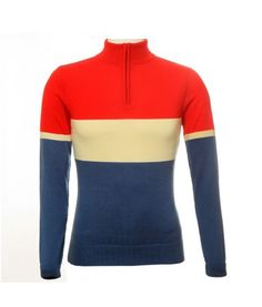 jura cycling merino jersey long sleeve the french