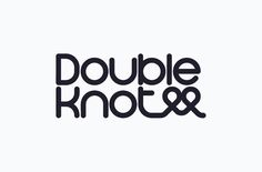 Double Knot logo designed by Stylo Design