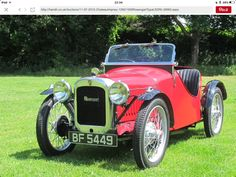 LR2/R5 the R5 sports chassis was built only between June 1930 to July 1931. this sold at auction during 2015 for £17,640. Engine no 7435 Chassis no R 58779 declared, but this is in my opinion incorrect. The car is fitted with a repro aluminium body