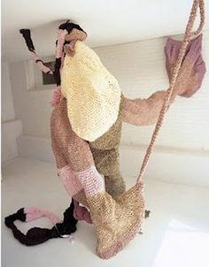 mary tuma crochet art