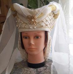 Wulsthaube Kopfbedeckung Spätmittelalter