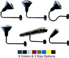 8 Best Gooseneck Outdoor Lighting Fixtures Commercial Sign