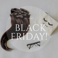 """If you're looking for a new set of hair extensions look no further our Black Friday Sale is here! Click link in bio for Site Wide Savings and use """"blkfriday"""" at checkout.Happy Shopping! #blackfriday #blackfridayhairsale New Set, Happy Shopping, Hair Extensions, Black Friday, Link, Instagram, Weave Hair Extensions, Extensions Hair, Extensions"""