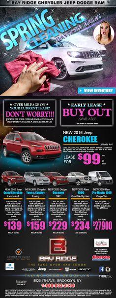 Bay Ridge Jeep : ridge, Brooklyn, Specials, Ideas, Chrysler,, Chrysler, Dodge, Jeep,