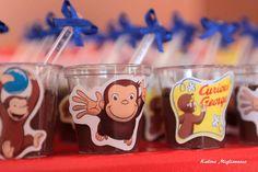 Fernanda K's Birthday / Curious George - Photo Gallery at Catch My Party Curious George Party, Curious George Birthday, Second Birthday Ideas, Birthday Fun, Party Themes, Party Ideas, Event Themes, Golden Birthday Parties, Animal Party