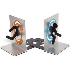 Portal bookends :P