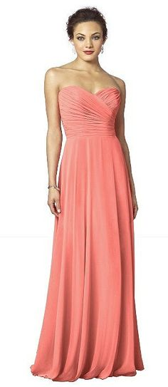 After Six Bridesmaids Style 6712 | PASTEL BRIDESMAID DRESSES + ...