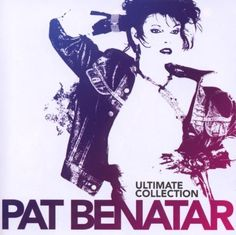 One of the most critically acclaimed and successful women of rock, Pat Benatar.