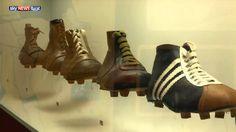 متحف يروي تاريخ كرة القدم البرازيلية Brazil World Cup, Cleats, Shoes, Football Boots, Zapatos, Cleats Shoes, Shoes Outlet, Shoe, Soccer Shoes
