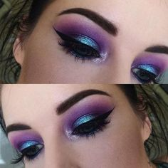 purples are all from bhcosmetics take me to brazil