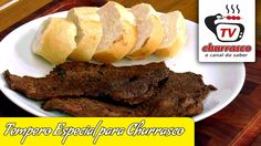 Tempero Especial para Churrasco - Tv Churrasco