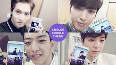 "[Exclusive] Download CNBlue's Mobile Theme + Win an Autographed ""Can't Stop"" CD! 