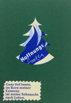 63 #Hoffnung #Tannenbaum